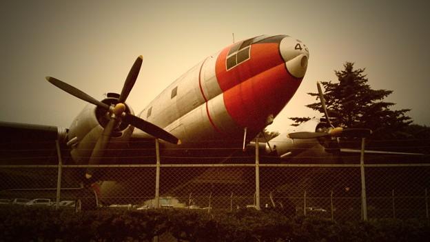 Photos: 用事が済んだので航空公園を散策。なかなか良い感じ。