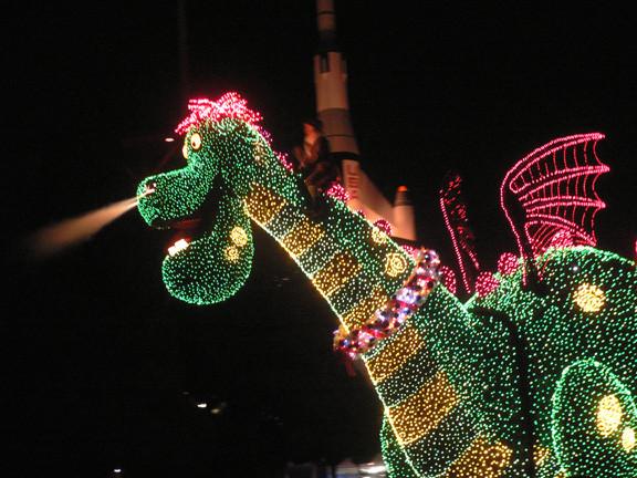 【09.11.26】 ドリームライツ(クリスマス) エリオット