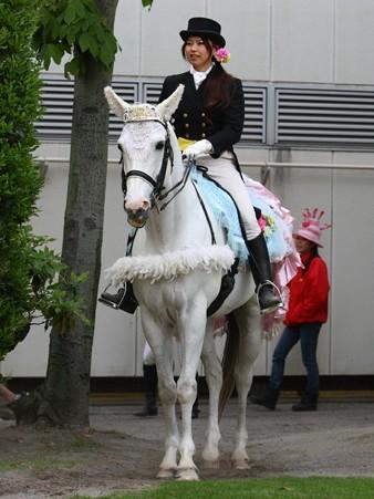 川崎競馬の誘導馬05月開催 誕生日記念レースVer-03