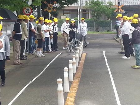 20140628_085156 安城市交通安全きらめき自転車大会