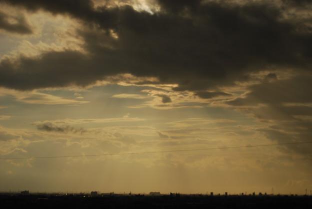 2010-08-12 天使の梯子