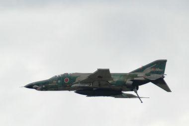1003小松18 F4戦闘機