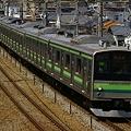Photos: 横浜線の有名撮影地!