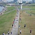 Photos: 大阪リバーサイドマラソン