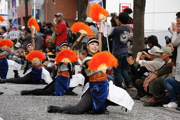 パワフル_07 - 良い世さ来い2010 新横黒船祭