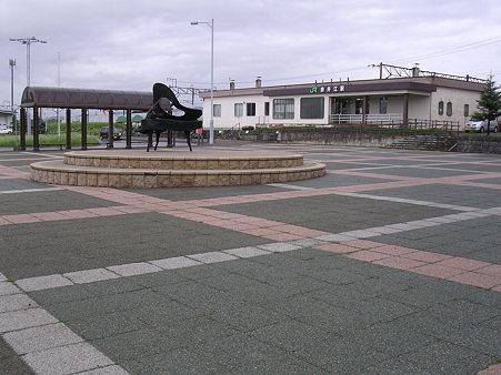 奈井江駅10