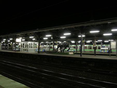 岩見沢駅2