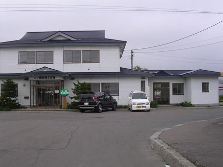 上ノ国駅3