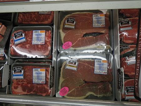タイムズのでかい肉