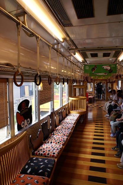 和歌山電鐵 2275F 車内