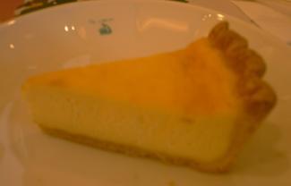 ルガールのチーズケーキ