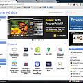 写真: Chrome web store