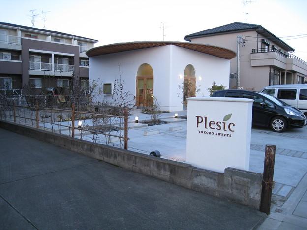 写真: Plesic