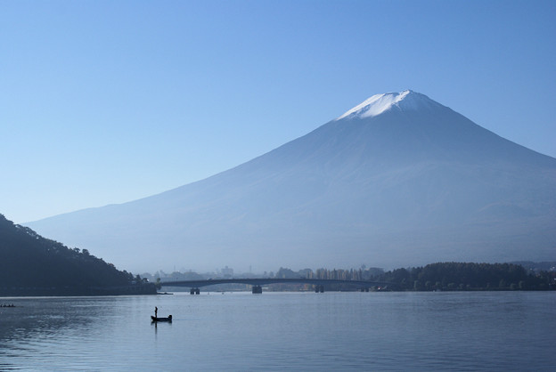 Photos: 富士を楽しむ