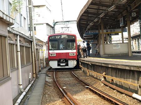 1500形(神奈川新町)