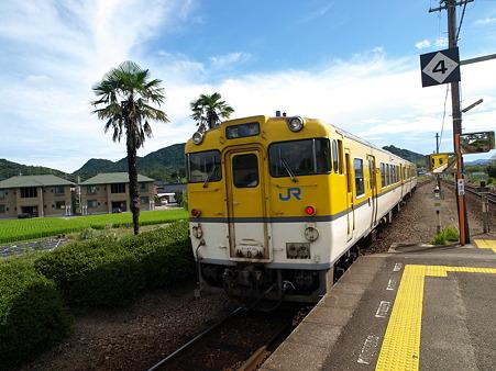 キハ47山口線(宮野駅)4