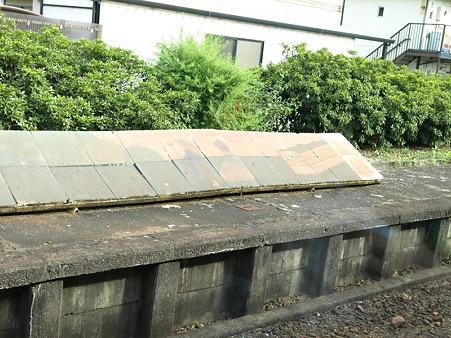 キハ40山口線の車窓2