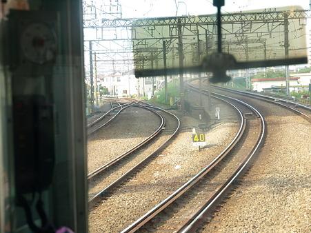江ノ島線の車窓8(藤沢界隈)