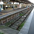 頭端式ホーム(小田急藤沢駅)3