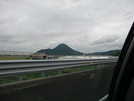 近江富士でなぅ