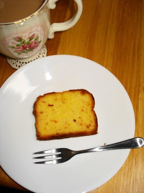 SWEET HONEYさん オレンジケーキ