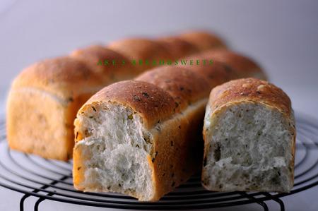 パセリ食パン