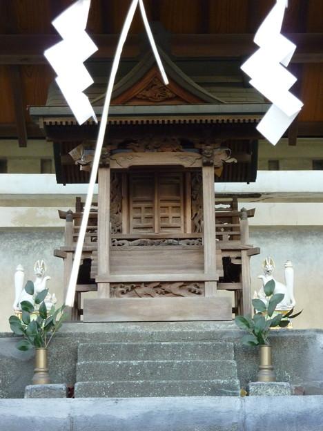 稲荷社(猿江神社 内 1) 06