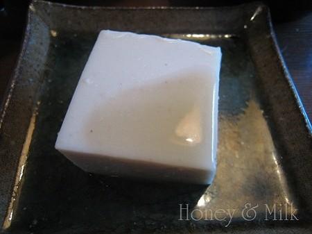 入間とうふ坊胡麻豆腐 IMG_8485