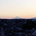 ヨドバシ上大岡店からの富士山 その3