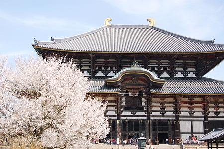 東大寺大仏殿2010年04月04日_DSC_1127