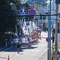 写真: 平成23年青島神社新春の禊裸まいり2