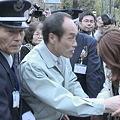 写真: 東国原英夫宮崎県知事退任式7
