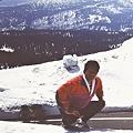 Photos: 雪の残る八幡平を走る
