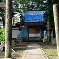旧水戸街道 宮和田宿 熊野神社