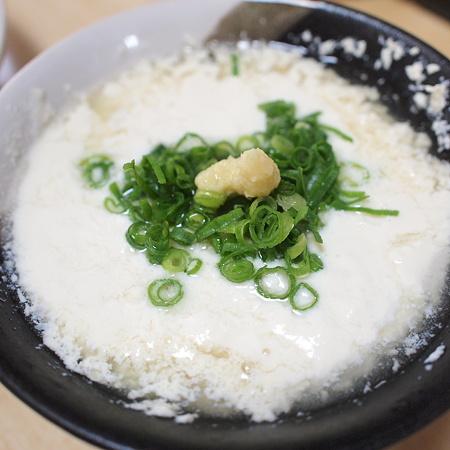 温め直して出汁いれて豆腐スープってことで