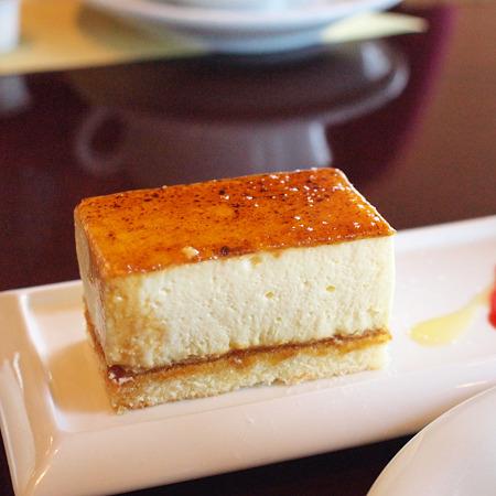 チーズケーキ(OLiランチ)