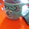 写真: お気に入りのカップでコーヒ...