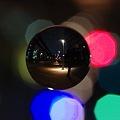 街灯とクルマ1