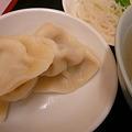 Photos: 2010.07.01/有楽町・中華台湾料理 新台北/唐揚げあんかけ風定食「水餃子」