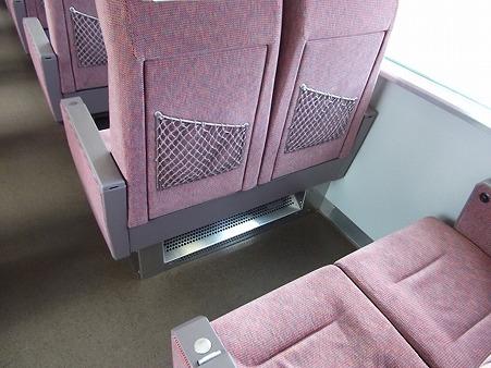 120N-座席背面