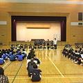 写真: バレーボールスポーツ少年団 お別れ大会