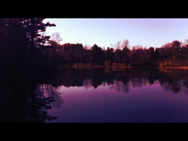 Photos: Cascade Pond in Purple