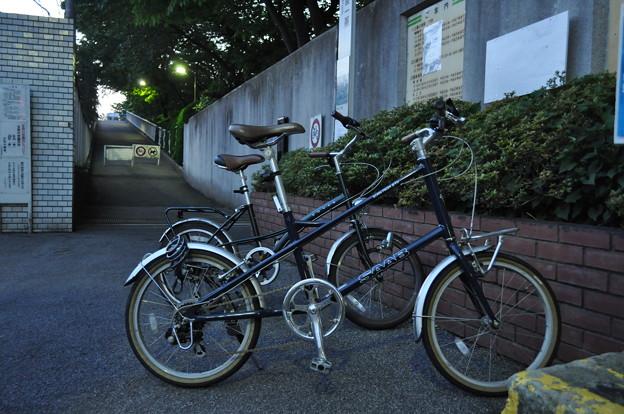 ROVERとSAABの自転車_DSC_9215