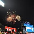 神宮球場の花火2010年夏_DSC_1270