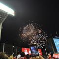 神宮球場の花火2010年夏_DSC_1272
