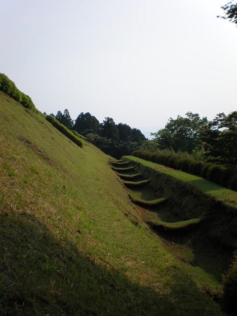 Photos: お堀跡