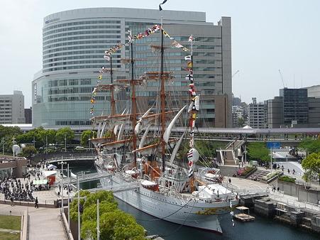 100429-日本丸 総帆展帆-95