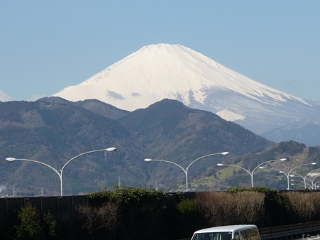 11005-富士山(東名松田BS付近) (2)