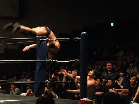 DDTプロレス 後楽園ホール 20110327 (41)