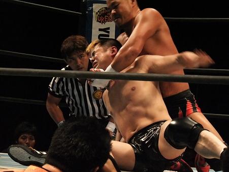新日本プロレス BEST OF THE SUPER Jr.XVIII 〜Bring it on!〜 ディファ有明 20110528 (13)